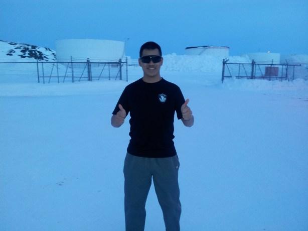 Urban Tactics in Arctic