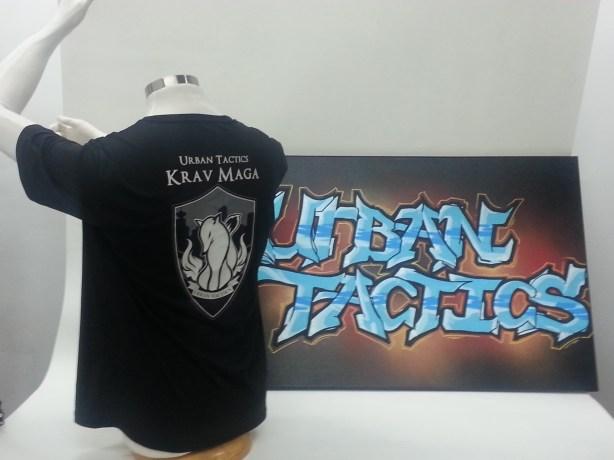 Urban Tactics T-Shirt Pre Order