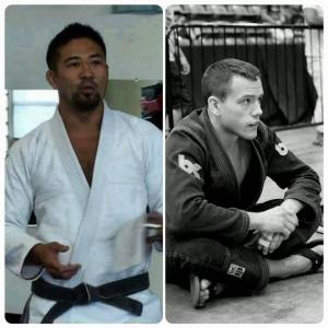 Matt Kwan (Right) and Mike Lee (Left)