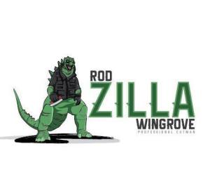 Rod zilla wingrove