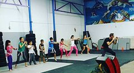 Kids Krav Maga Class UTKM