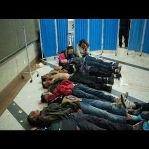 Kunming knife attack victims