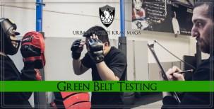 Green Belt Testing