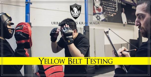 Yellow Belt Testing