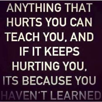 Learning Hurts