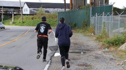 Warren Green Belt Running