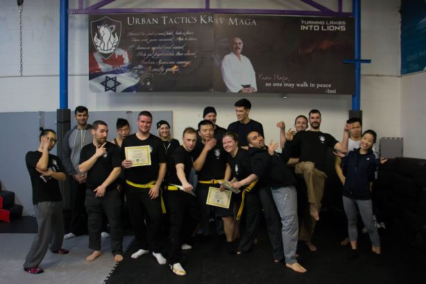 Yellow Belt Group 3
