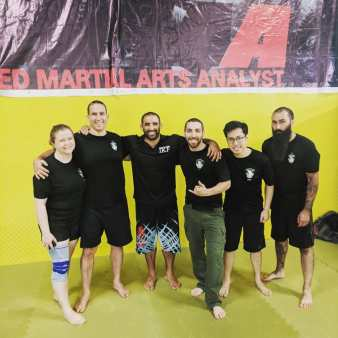 Amit Himelstein with the UTKM Instructor Crew.jpg