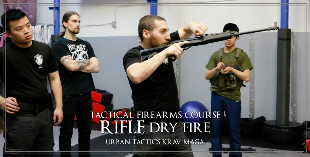 Rifle Dry Fire Course