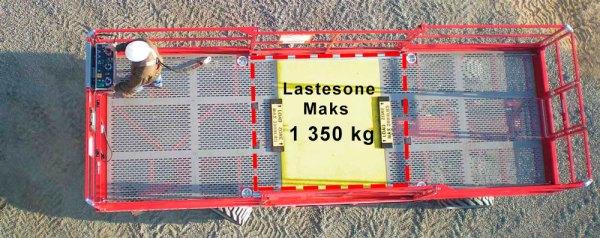 Utleielift Bom Mec Titan-60-S Utleiesenteret Alta