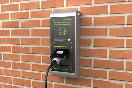 SecuriCharge Rolec Commercial EV Charger
