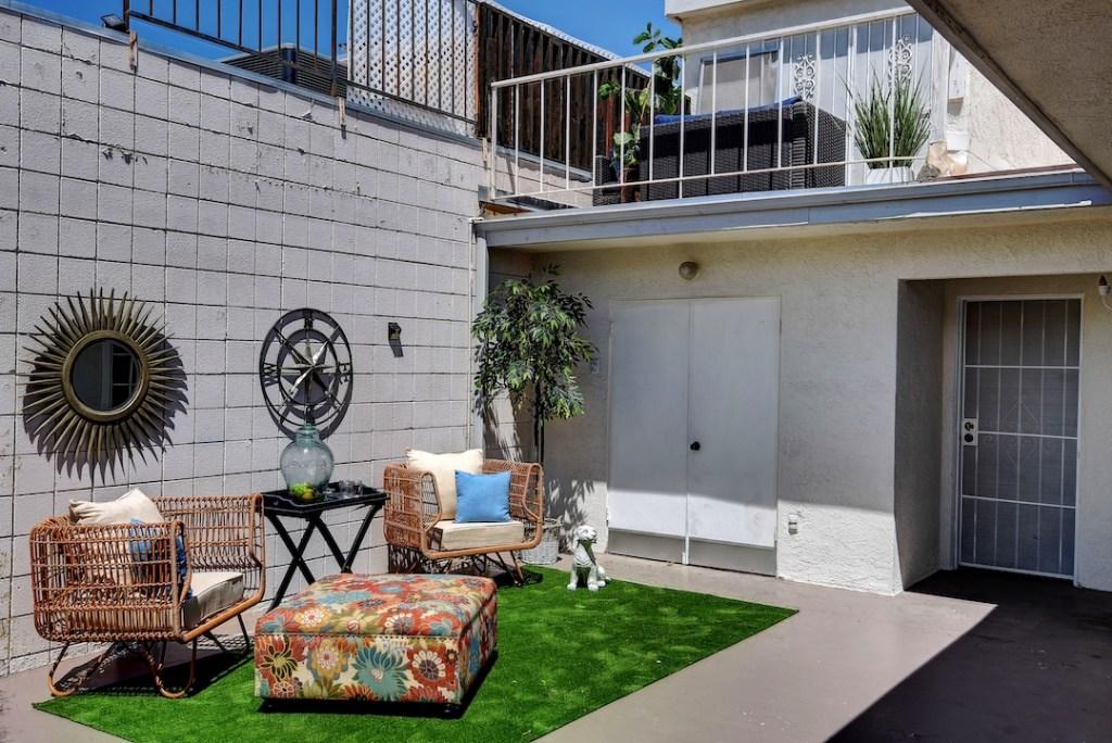 Monument Street Las Vegas Utopia Home Staging
