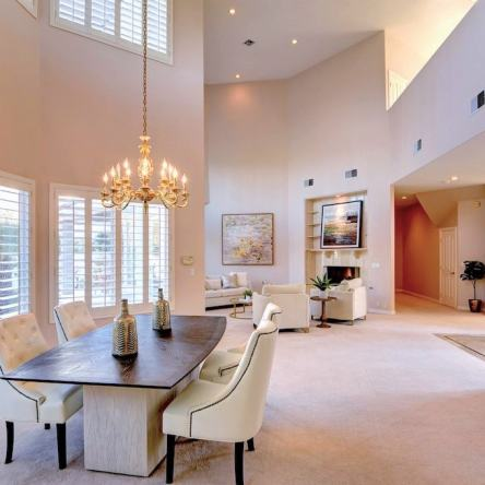 Luxury Real Estate Staged by Utopia Home Staging in Las Vegas