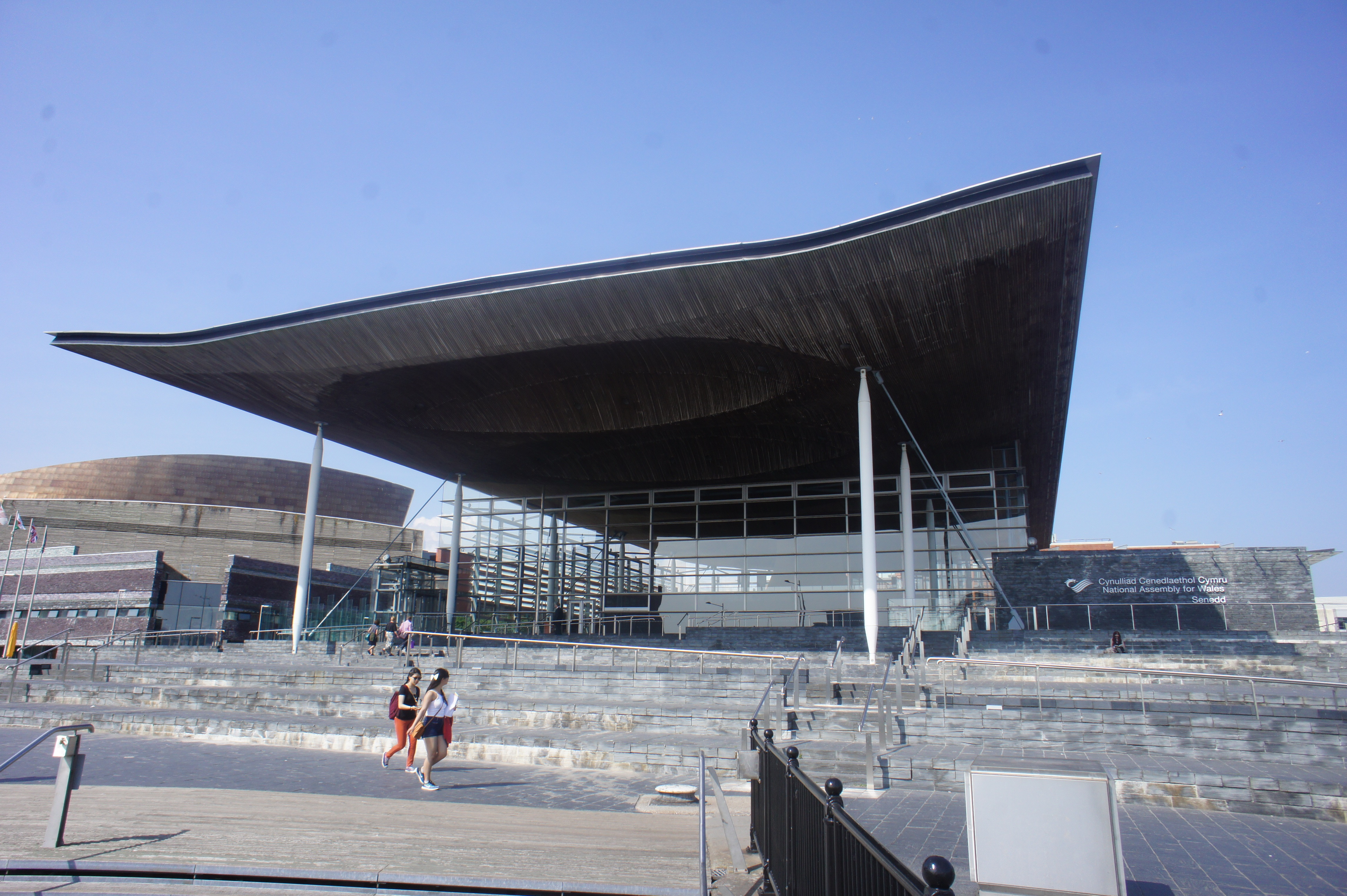 How the Senedd Imagines Welshness, by Taylor Sawyer*