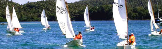 activities puerto galera small boat sailing