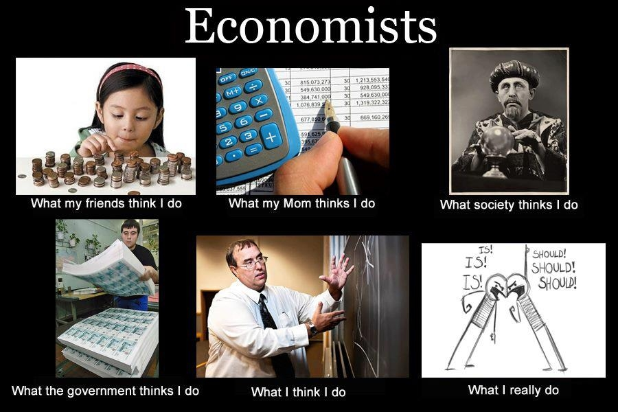 Top Memes All Economists Will Love Inomics
