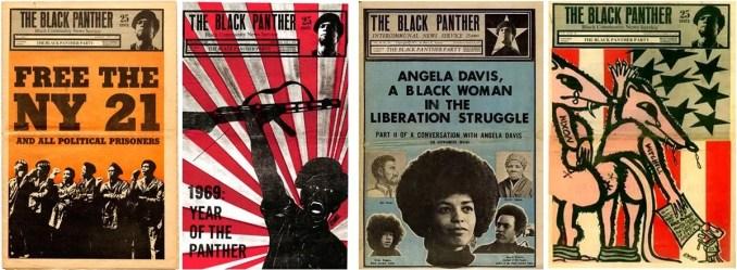 Bobby Seale sobre el arte revolucionario de Emory Douglas y las Panteras Negras.