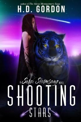 Shooting Stars (A Surah Stormsong Novel)