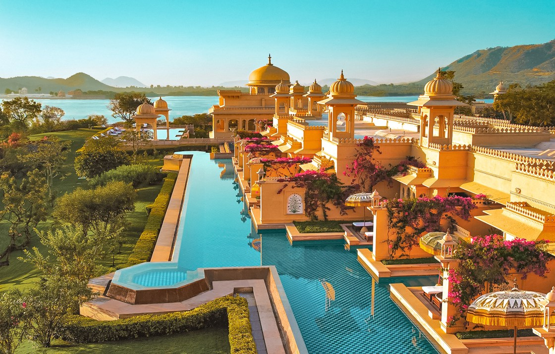 Udaivillas, Udaipur review bay utravlr