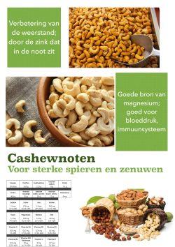 eigenschappen van de cashew