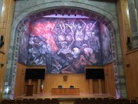Museum of Arts of the University of Guadalajara, José Clemente Orozco, The People and Their False Leaders, 1936