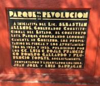 Parque Rojo designed by Barragán