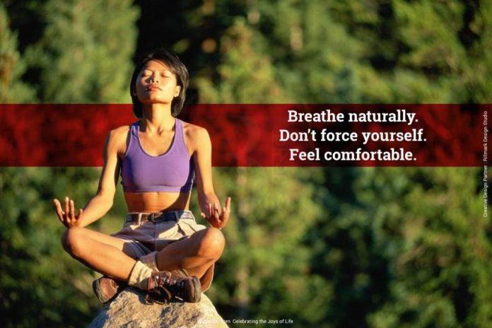 Feel your breath