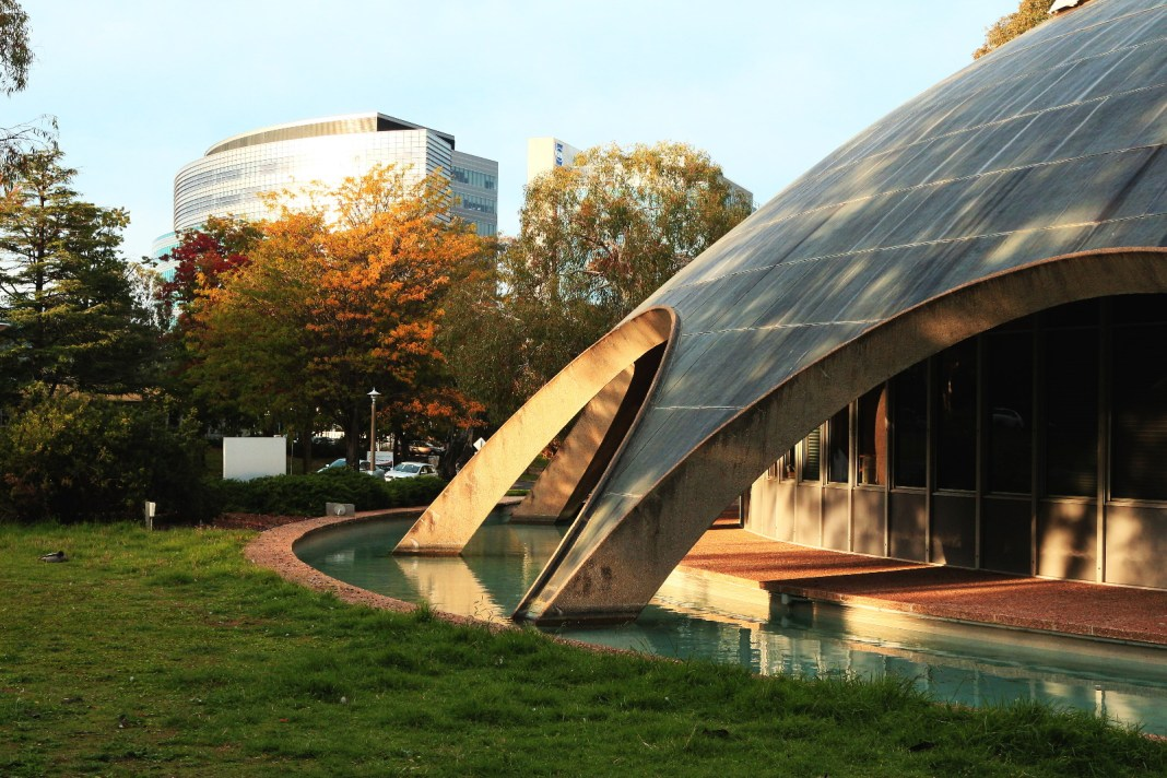 image of australian national university