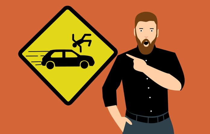 Traffic sign image