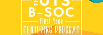 The UTS BSoc Mentoring Program