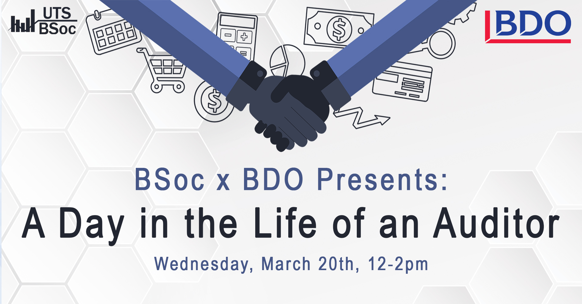 BSoc X BDO Presents: A Day in the Life of an Auditor