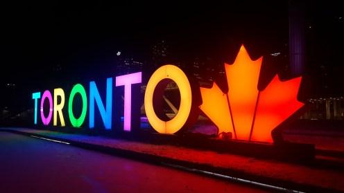 7 Toronto Sign