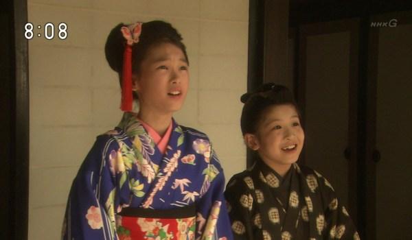 2015-09-29 08:00 連続テレビ小説 あさが来た(2)「小さな許嫁(いいなずけ)」 1619