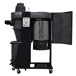 Laguna Tools MDCPF15110 P|Flux: 1 5Hp 115V Hepa Cyclone Premium Dust Collector