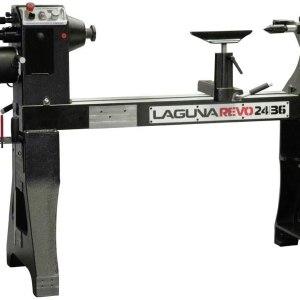 "Laguna Tools Revo Lathe 220v 3HP 24""/36"" Induction 1725RPM Motor w/Variable Speed Frequency Drive - Model MLAREVO 2436 (MLAREVO 2436-220)"