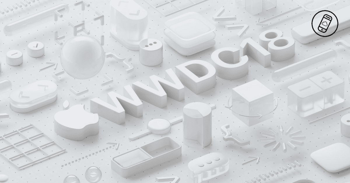 WWDC 2018 Header