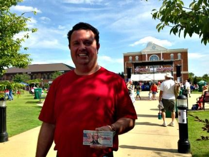 Fourth of July Celebration, Tupelo, MS
