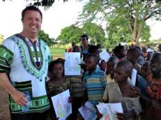 Nawanyago, Uganda