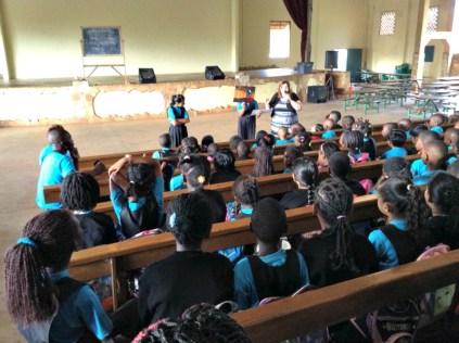 Riverside Academy, Jinja, Uganda