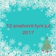12 smáforrit fyrir jól