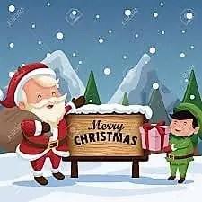 Christmas Zoom