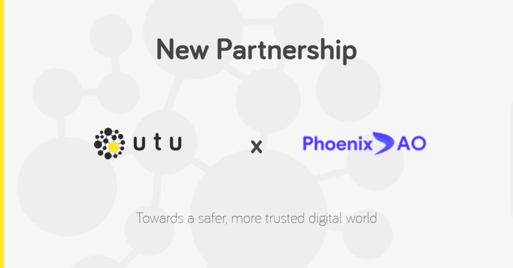 UTU phoenixDAO partnership