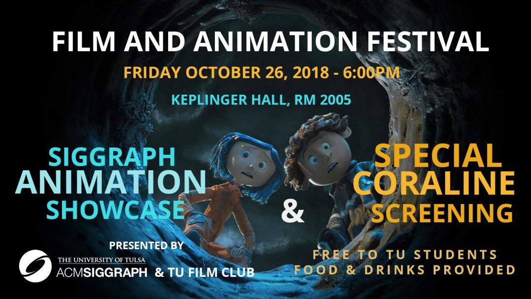 TU SIGGRAPH Animation Festival