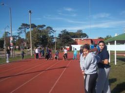 Jornada atletismo Campus11
