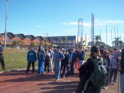 Jornada atletismo Campus15