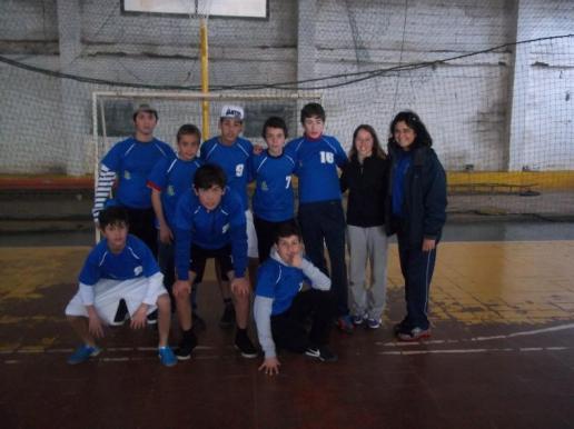 CBT Maldonado regional Handball 2014_2