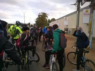 Bicicleteada al arboretum Lussich12