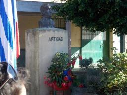 Natalicio Artigas y jura de la bandera 2015_19