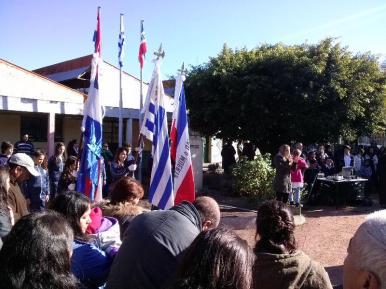 Natalicio Artigas y jura de la bandera 2015_5