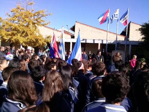 Natalicio Artigas y jura de la bandera 2015_7